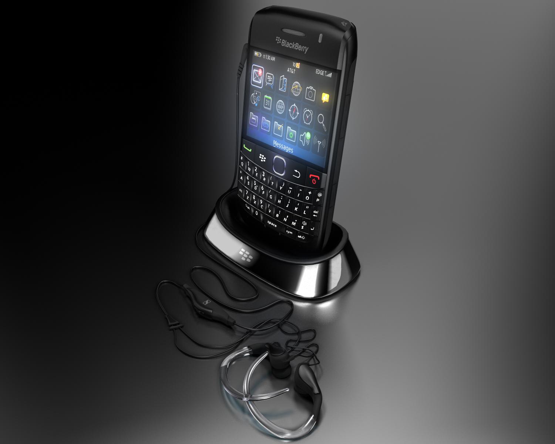 Blackberry Bold 9100 Mod (2011)